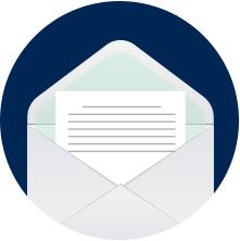 Cartas invitación. SAT